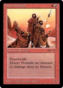 Desert Nomads Original
