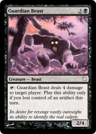 Guardian Beast
