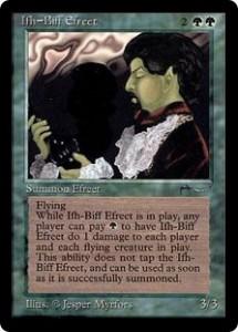 Ifh-Biff Efreet Original