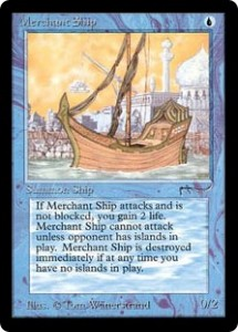 Merchant Ship Original