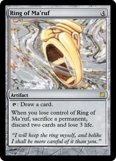 Ring of Maruf