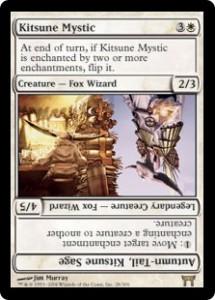 Kitsune Mystic
