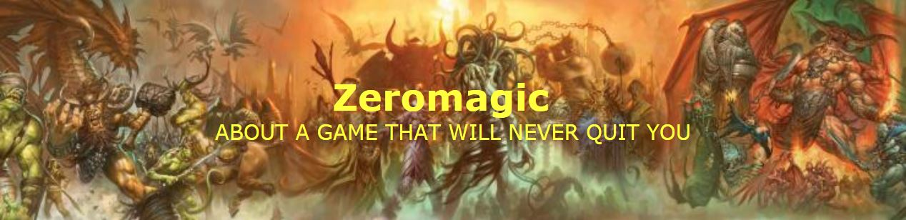 Zeromagic is active again