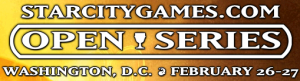 SCG Open Series – Washington
