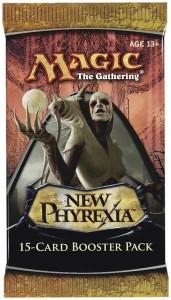 New Phyrexia Produktbilder