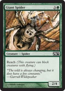 Giant Spider, Magic Celebration und Commander Deckbox