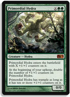 Magic 2012 Spoiler – Hydra, Sphinx und Skinshifter