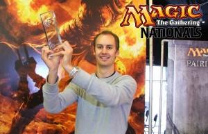 Deutscher Meister 2011: Helge Nelson