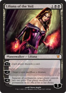 Liliana of the Veil Preview