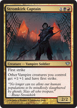 [DKA] Vampire, Reprints, Token