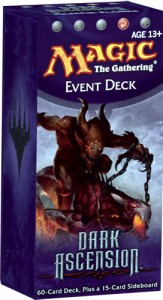 Dark Ascension Event Decks &#8211; Listen