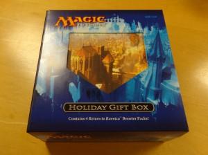 Holiday Gift Box und Vesuva