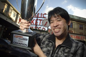 Player of the Year 2012: Yuuya Watanabe