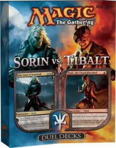 Sorin vs Tibalt Decklist und Videos