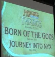 Theros, Dragon Maze, Magic 2014, Duels 2014