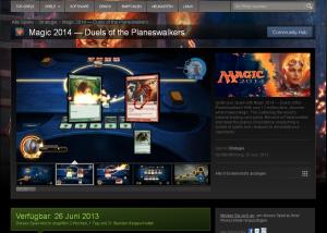 Magic 2014 - Steam