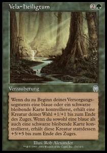 Vela-Heiligtum
