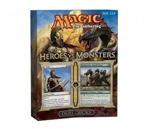 Duel Decks: Heroes vs Monsters