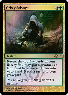 FNM Grisly Salvage
