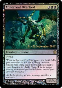 Promo - Abhorrent Overlord