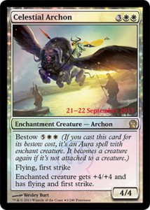 Promo - Celestial Archon