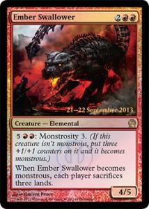 Promo - Ember Swallower