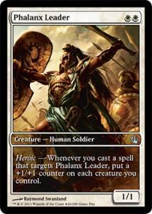 Promo - Phalanx Leader