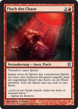 Exklusive Commander Vorschau – Fluch des Chaos