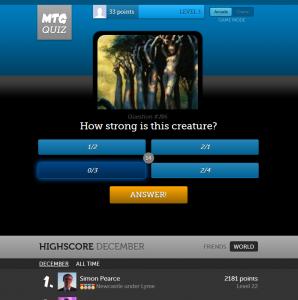 MTG Quiz