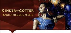 Kinder der Götter – alle Karten, komplette Galerie