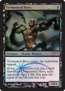FNM Tormented Hero