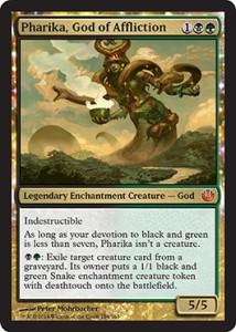 Pharika, God of Affliction
