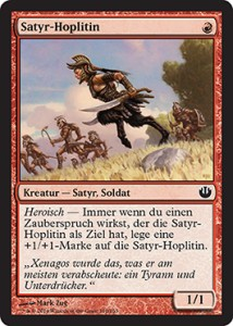 Satyr-Hoplitin