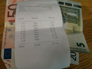 Kleingeld to Duals