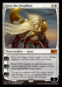 Ajani the Steadfast