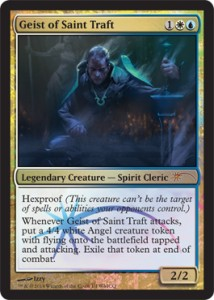 Geist of Saint Traft Promo
