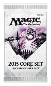 Magic 2015 Booster 3