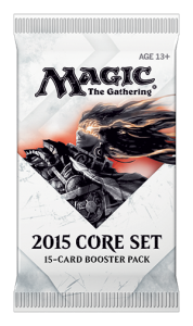 Magic 2015 Booster 4