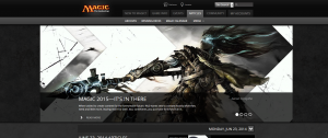 Neue Magic Webseite