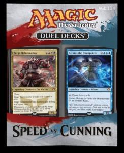 Duel Decks Speed vs Cunning Packshot