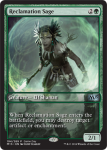 Game Day Reclamation Sage