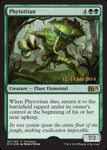 Prerelease Phytotitan