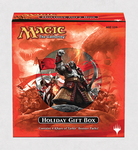 Holiday Gift Box Tarkir