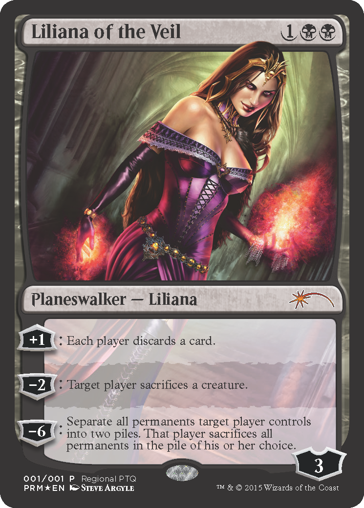 Promo Liliana of the Veil