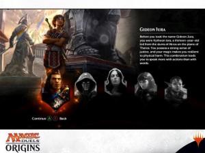 Magic Duels Origins Gideon