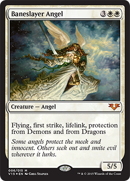 From the Vault: Angels, Duel Decks: Zendikar vs Eldrazi, new Mulligan