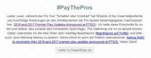Paythepros