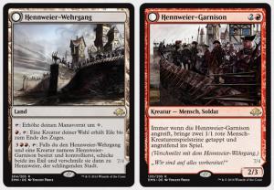 Hennweier-Wehrgang-Garnison