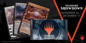 Die Standard Showdown Events