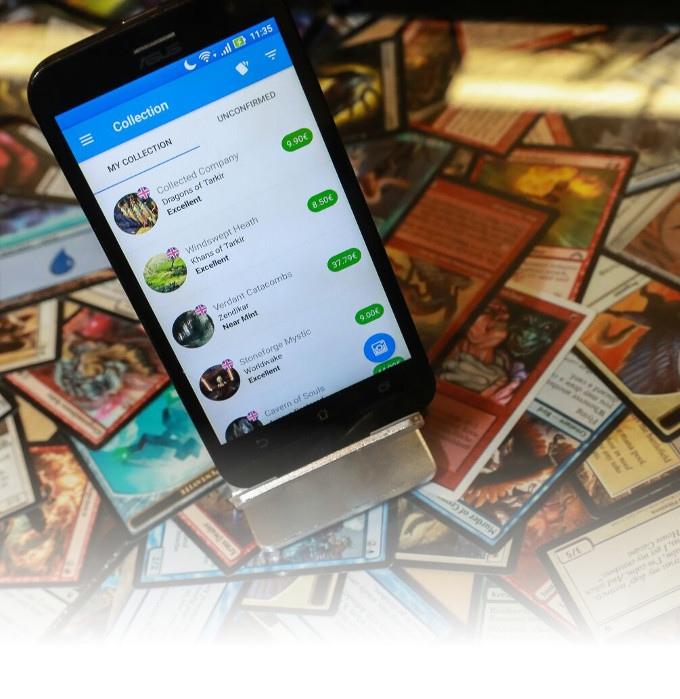 Snapcardster – Magic App als Kickstarter Projekt
